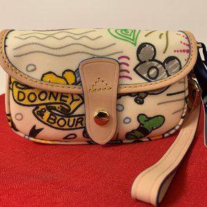 Wristlet Purse by Dooney & Bourke